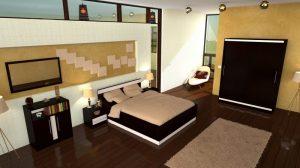 Dormitor Verona Modela