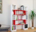 Biblioteca Hope, Alb-rosu