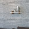Raft perete Mira, Alb-nuc
