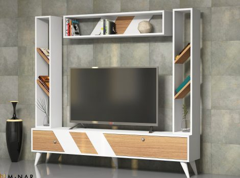 Wall Unit Rile comoda tv