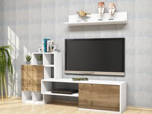 Wall Unit Rinaldo nuc/alb