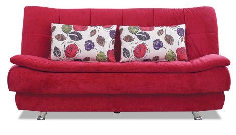 Canapea extensibila Tango, rosie