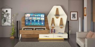 Asya Wall Unit Comoda Tv