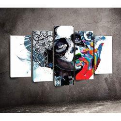 Tablou canvas 5 buc 5PX174