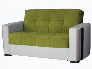 Canapea extensibila 2 locuri, Rio verde