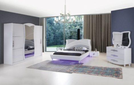 Dormitor Silver