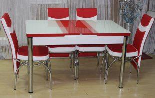 ELT ROSU 4 scaun inchis
