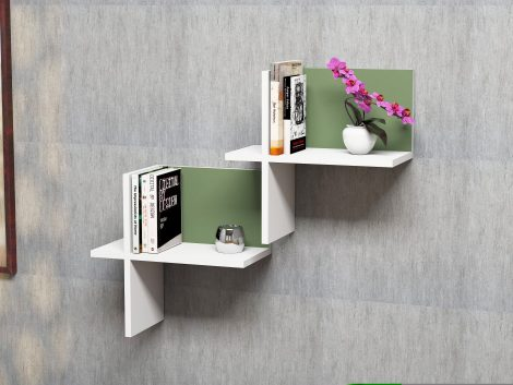 rafturi de perete minimaliste