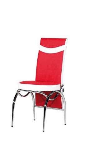 scaun rosu