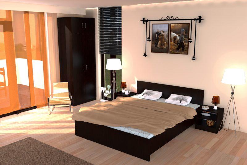 mobila dormitor Soft