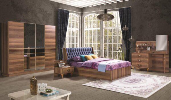 Dormitor Royal cires