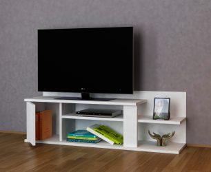 Comoda TV Veron Alb