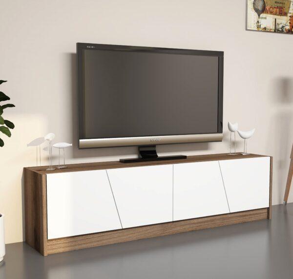 Comoda TV Gold Modella