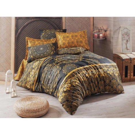 Lenjerie de pat pentru 2 persoane ,modela MMB2504-001 3