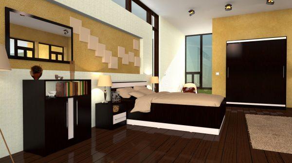 mobila pentru dormitor modern