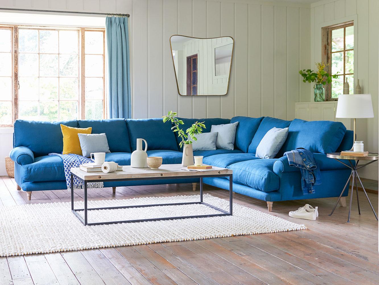Coltar extensibil– rezolva puzzle-ul sufrageriei