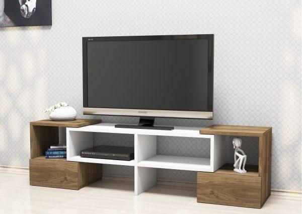 mobilier pentru sufragerie alb