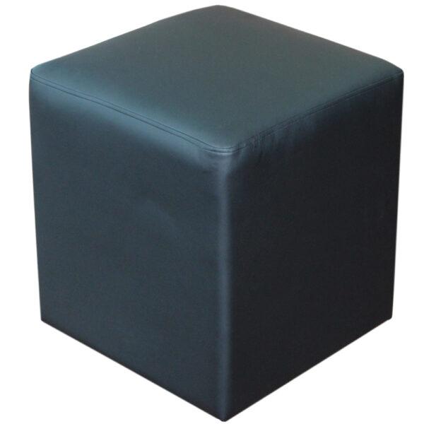 Taburet Pilner negru