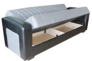 Canapea extensibila cu lada depozitare Medeea