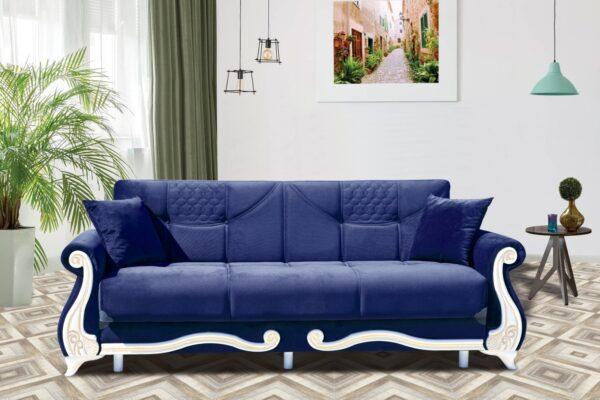 Canapea extensibila Hurrem blue