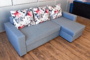 Coltar extensibil Rileft Sofa Gri 17