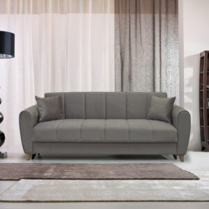 Canapea extensibila cu lada depozitare Paris